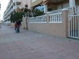 Vélo sans roulettes - Lucas