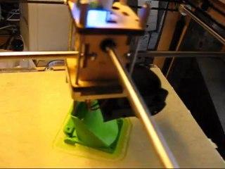 Impression 3D d'un refroidisseur pour Ultimaker