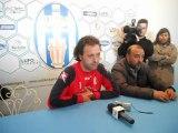 Conferenza stampa Akragas Calcio del 09/03/13 Mr. Pino Rigoli