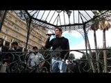"""Aversa (CE) - Città Scienza, i giovani aversani: """"La cultura brucia anche qui"""" (09.03.13)"""