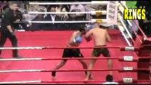 Πεσμάν Τάφτι (Fighters) vs Ferhat Gumrukcuoglu (Mike's Gym) BATTLE 4