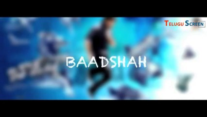 Baadshah latest trailer - NTR Baadshah latest official trailer