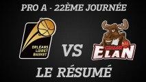 Résumé - J22 - Réception de Chalon au Zénith