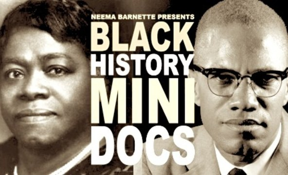 BLACK HISTORY MINI DOCS - Trailer