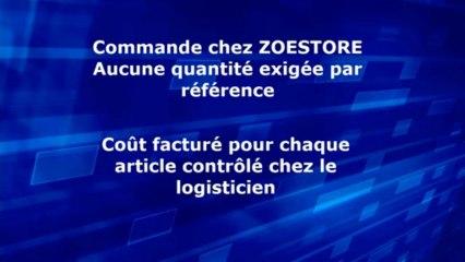 Extrait conférence vidéo externalisation de la logistique de ZOESTORE chez Orium