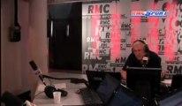 Luis Attaque / Luis Fernandez donne son avis sur les propos d'Ibrahimovic - 11/03