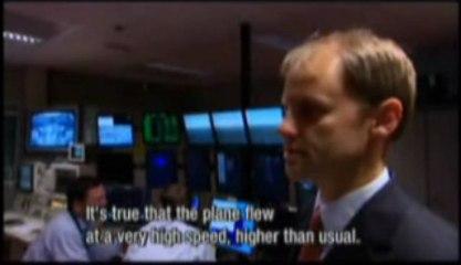 Simulation du Vol 77 relatée par Zemba TV