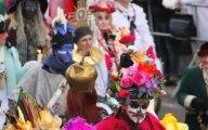 4 lecker Langos im Karneval Kölle alaaf in stalker Karneval wdr rtl Bild Zeitung Köln Christian 's lecker Langos Express