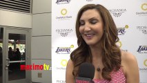 Heather McDonald Interview Lakers Casino Night After Lakers-Bull Game March 10, 2013