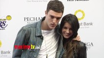 Shenae Grimes and Josh Beech Lakers Casino Night After Lakers-Bull Game March 10, 2013