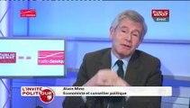 """Alain Minc: """"Le gouvernement a cassé la confiance par ses mesures fiscales, par ses discours anti-entreprise """""""