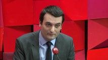 """Florian Philippot : """"Je me sens très bien au Front National"""""""