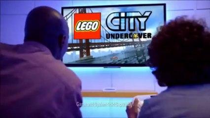 Pub télé déguisements de LEGO City : Undercover