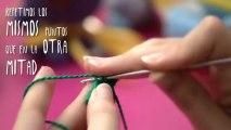 Cómo hacer unas cerezas de ganchillo