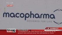 Macopharma : 60 licenciements prévus à Lille