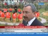 TRT Haber - Haberler - Sancaktepe Belediyesi Ekolojik Bahçeler Projesi Haberi 11.03.2013
