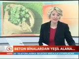 STV Haber - Ana Haber - Sancaktepe Belediyesi Ekolojik Bahçeler Projesi Haberi 11.03.2013