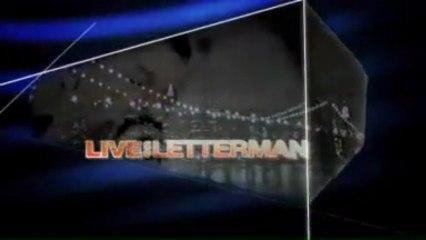 "Depeche Mode 'Live On Letterman"" webcast March, 11th 2013 @ Ed Sullivan Theater NY"