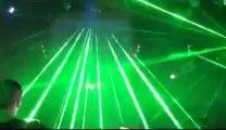 show laser suzy discothèque le point de vue laz - YouTube