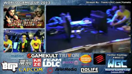 WGC 2013 SSFIVAE World Team Cup Part 3