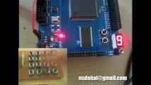 SRAM Controller in Verilog for Altera DE1 board - video dailymotion