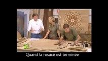ITLAS L'atlelier de production dessins bois et rosaces pour parquets