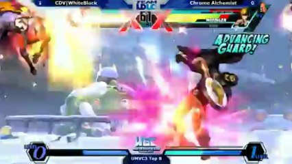 WGC 2013 UMVC3 Solo Top 8 part 2