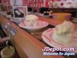 Conveyor Belt Sushi Bar (aka Kaiten Sushi / Rolling Sushi) Experience! The Rolling Sushi Bar (aka Kaiten Sushi / Conveyor Belt Sushi) Experience!