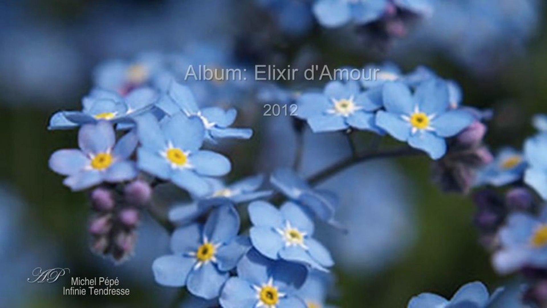 Infinie Tendressealbum Elixir Damour
