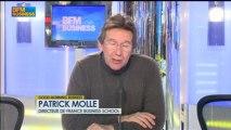 Ecoles de commerce: Casser les codes de recrutements: Patrick Molle - 13 mars - BFM : GMB