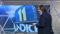 L'11 DI PAVEL NEDVED (11 MARZO 2012 - ITALIA 2)