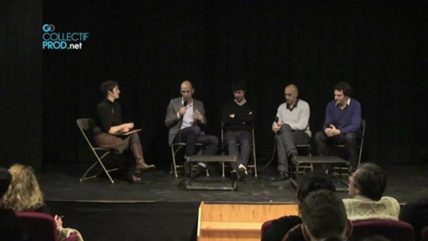 Dialogues Cinéma 2012-12-18: Les relations auteurs-producteurs, des engagements mutuels