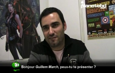 Vidéo de Guillem March