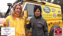 AGDE – 2013 - Rallye Aïcha des Gazelles 2013 : Jamais deux sans trois pour nos gazelles agathoises !