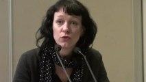 Discours de Corinne Morel Darleux meeting de soutien au Front de Gauche.