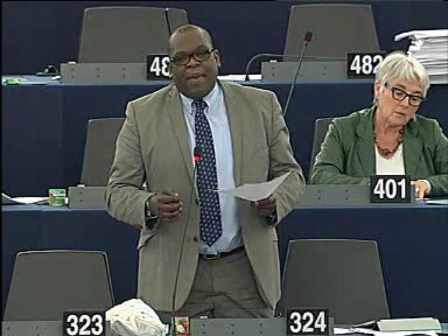 Jean-Jacob Bicep sur la situation au Mali - 13/03/2013