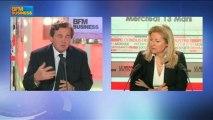 Olivier Ginon, président de GL Events - 13 mars - BFM : Le Grand Journal 4/4