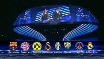 Estos son los posibles rivales del Real Madrid en cuartos de Champions