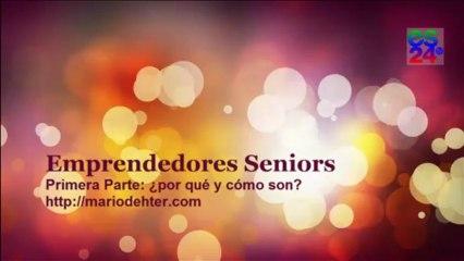 Emprendedores Seniors: características