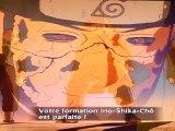 Naruto Storm 3 - Ino-Shika-Cho vs Asuma