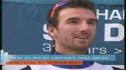 Le direct des Championnats de France - ski de fond & biathlon