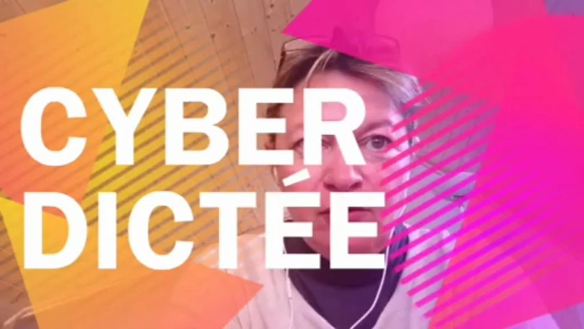 Cyber dictée