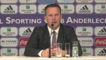 Pressconference John Van den Brom after our 4-1 win against Lierse SK.