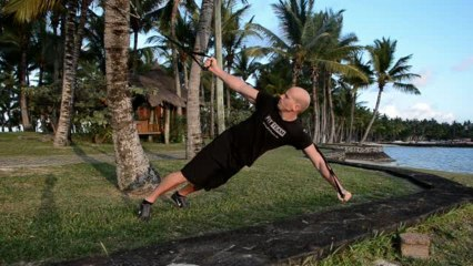 Functional Training: Suspension Power Pull
