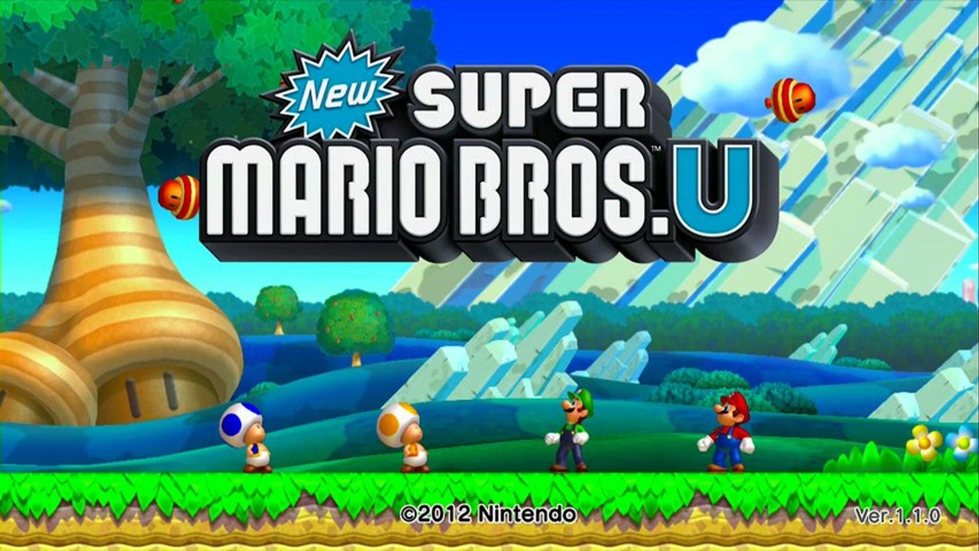 Super Mario Bros Wii U Défi [ à boo portant ]