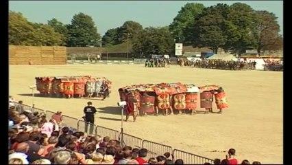 L'armée romaine conquiert le stade, regards sur l'événement