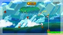 Super Mario Bros Wii U Défi [ triples sauts pour l'or ]
