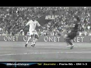 L1, Saison 06/07: PSG - OM