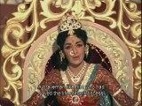 Sivaji Ganesan, K.R Vijaya, Gemini Ganesan - Saraswathi Sabatham Tamil Movie Scene