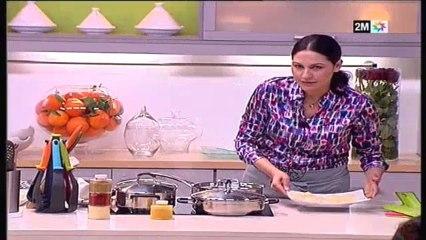 chhiwat choumicha - ravioli sauce tomate